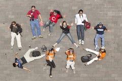 Τοίχος φωτογράφων στοκ φωτογραφία με δικαίωμα ελεύθερης χρήσης