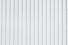 Τοίχος χάλυβα φύλλων μετάλλων στοκ εικόνα με δικαίωμα ελεύθερης χρήσης