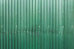 Τοίχος ψευδάργυρου Στοκ Εικόνα