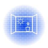 τοίχος Διανυσματική απεικόνιση