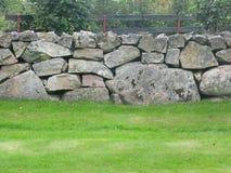 Τοίχος Drystone στοκ φωτογραφία