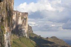 Τοίχος Roraima Στοκ Εικόνες