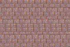 Τοίχων πετρών καφετί άμμου χρώματος αστικό ύφος σχεδίου Ιστού υποβάθρου βάσεων ελαφρύ Στοκ φωτογραφία με δικαίωμα ελεύθερης χρήσης