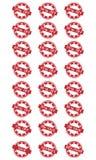 Τοις εκατό έκπτωσης γραμματοσήμων πωλήσεων μακριά Στοκ Φωτογραφίες