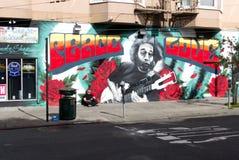 Τοιχογραφία οδών λάχανων Στοκ εικόνες με δικαίωμα ελεύθερης χρήσης