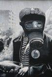 Τοιχογραφία στο Bogside, Derry, Βόρεια Ιρλανδία Στοκ εικόνες με δικαίωμα ελεύθερης χρήσης