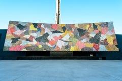 Τοιχογραφία του Σιάτλ Στοκ Εικόνες