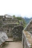 Τοιχοποιία Picchu Machu Στοκ φωτογραφίες με δικαίωμα ελεύθερης χρήσης