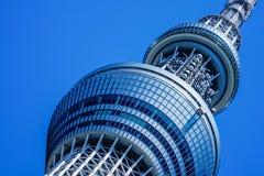 ΤΟΚΙΟ, ΙΑΠΩΝΙΑ - 13 ΜΑΐΟΥ: Τόκιο Skytree, ένας διάσημοι πύργος και ένα ορόσημο του Τόκιο Στοκ εικόνες με δικαίωμα ελεύθερης χρήσης
