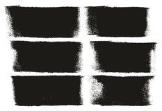Τολμηρά γραμμές λεπτομέρειας γραμμών κυλίνδρων χρωμάτων υψηλά αφηρημένα διανυσματικά & σύνολο 57 υποβάθρου Στοκ φωτογραφίες με δικαίωμα ελεύθερης χρήσης