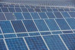 Τομέας ηλιακών πλαισίων Στοκ Εικόνες