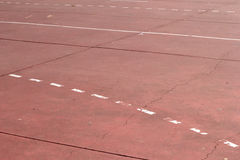 Τομέας καλαθοσφαίρισης Στοκ Εικόνες