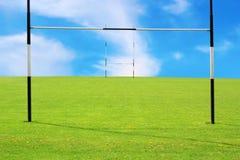 Τομέας ράγκμπι Στοκ Εικόνες
