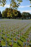 Τομέας των σταυρών για την ημέρα Anzac Στοκ φωτογραφία με δικαίωμα ελεύθερης χρήσης