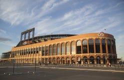 Τομέας Citi, σπίτι της ομάδας Major League Baseball οι New York Mets Στοκ φωτογραφία με δικαίωμα ελεύθερης χρήσης