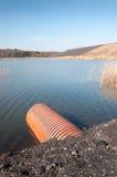 Τοξικό νερό Στοκ φωτογραφίες με δικαίωμα ελεύθερης χρήσης
