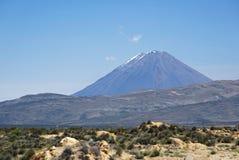 Τοπία βουνών Misti Στοκ εικόνες με δικαίωμα ελεύθερης χρήσης