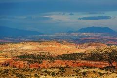 Τοπία του Utah Στοκ φωτογραφία με δικαίωμα ελεύθερης χρήσης