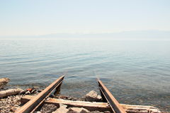 Τοπίο, λίμνη στοκ φωτογραφία