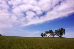 τοπίο αγροτικό Στοκ εικόνες με δικαίωμα ελεύθερης χρήσης