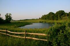 τοπίο αγροτικό Στοκ εικόνα με δικαίωμα ελεύθερης χρήσης