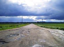 τοπίο αγροτικό Στοκ Φωτογραφίες