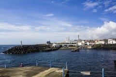 Τοπίο ακτών των Αζορών Στοκ φωτογραφίες με δικαίωμα ελεύθερης χρήσης