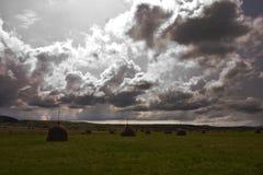 Τοπίο από την επαρχία «Lapus» Στοκ εικόνες με δικαίωμα ελεύθερης χρήσης