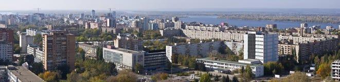 τοπίο αστικό Στοκ Φωτογραφία