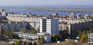 τοπίο αστικό Στοκ εικόνες με δικαίωμα ελεύθερης χρήσης