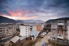 τοπίο αστικό Στοκ φωτογραφίες με δικαίωμα ελεύθερης χρήσης
