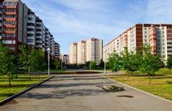 τοπίο αστικό Στοκ εικόνα με δικαίωμα ελεύθερης χρήσης