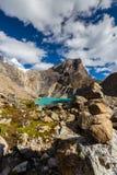 Τοπίο βουνών στις Άνδεις Στοκ φωτογραφία με δικαίωμα ελεύθερης χρήσης