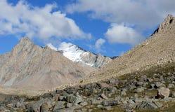 Τοπίο βουνών στο Θιβέτ Στοκ φωτογραφία με δικαίωμα ελεύθερης χρήσης