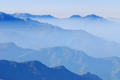 τοπίο βουνών Στοκ Φωτογραφία