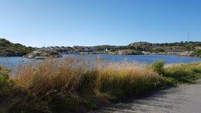 Τοπίο Βόρεια Θαλασσών Στοκ εικόνα με δικαίωμα ελεύθερης χρήσης