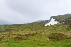 Τοπίο γαλλικό Auvergne Massif du Sancy στοκ φωτογραφίες