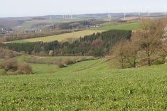 τοπίο γεωργίας Στοκ εικόνα με δικαίωμα ελεύθερης χρήσης