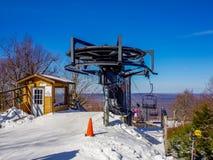 Τοπίο γύρω από τη δυτική Βιρτζίνια χιονοδρομικών κέντρων timberline Στοκ φωτογραφία με δικαίωμα ελεύθερης χρήσης