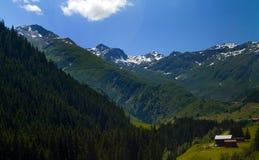 τοπίο Ελβετία στοκ εικόνες
