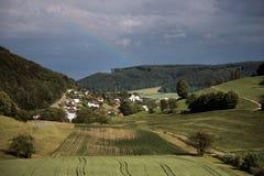 τοπίο Ελβετός στοκ φωτογραφίες με δικαίωμα ελεύθερης χρήσης