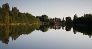 Τοπίο δεσμών Στοκ εικόνα με δικαίωμα ελεύθερης χρήσης