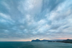 Τοπίο θάλασσας στοκ φωτογραφίες με δικαίωμα ελεύθερης χρήσης