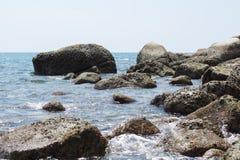 Τοπίο θάλασσας Στοκ Εικόνες