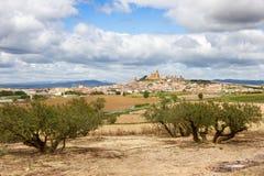 Τοπίο Ισπανία Στοκ εικόνες με δικαίωμα ελεύθερης χρήσης