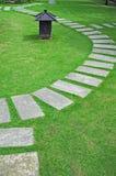 τοπίο κήπων Στοκ Φωτογραφίες