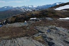 Τοπίο και βουνό Στοκ εικόνα με δικαίωμα ελεύθερης χρήσης