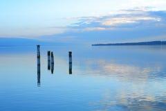τοπίο λιμνών Στοκ φωτογραφία με δικαίωμα ελεύθερης χρήσης