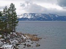 τοπίο λιμνών tahoe Στοκ φωτογραφίες με δικαίωμα ελεύθερης χρήσης