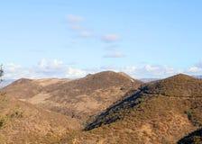 Τοπίο λόφων Καλιφόρνιας στοκ φωτογραφία με δικαίωμα ελεύθερης χρήσης